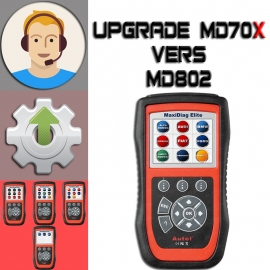 Upgrade MD70X vers MD802