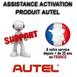 Activation produit AUTEL