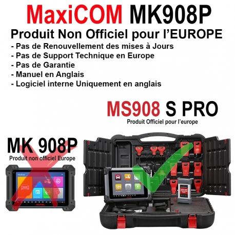 MaxiCOM MK908P