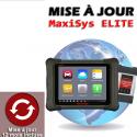 Mise à jour internet MaxiSys Elite 1 an