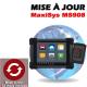 Mise à jour internet pour MS908 1 an
