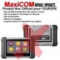 MP808 / MP808 TS outil non officiel pour l'europe