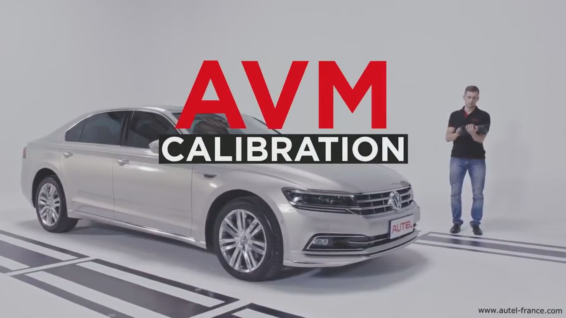 Calibration AVM ADAS