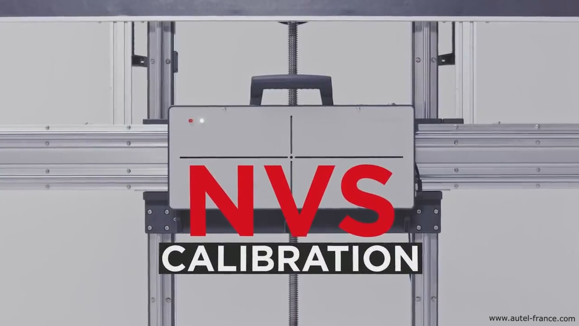 Calibration NVS ADAS