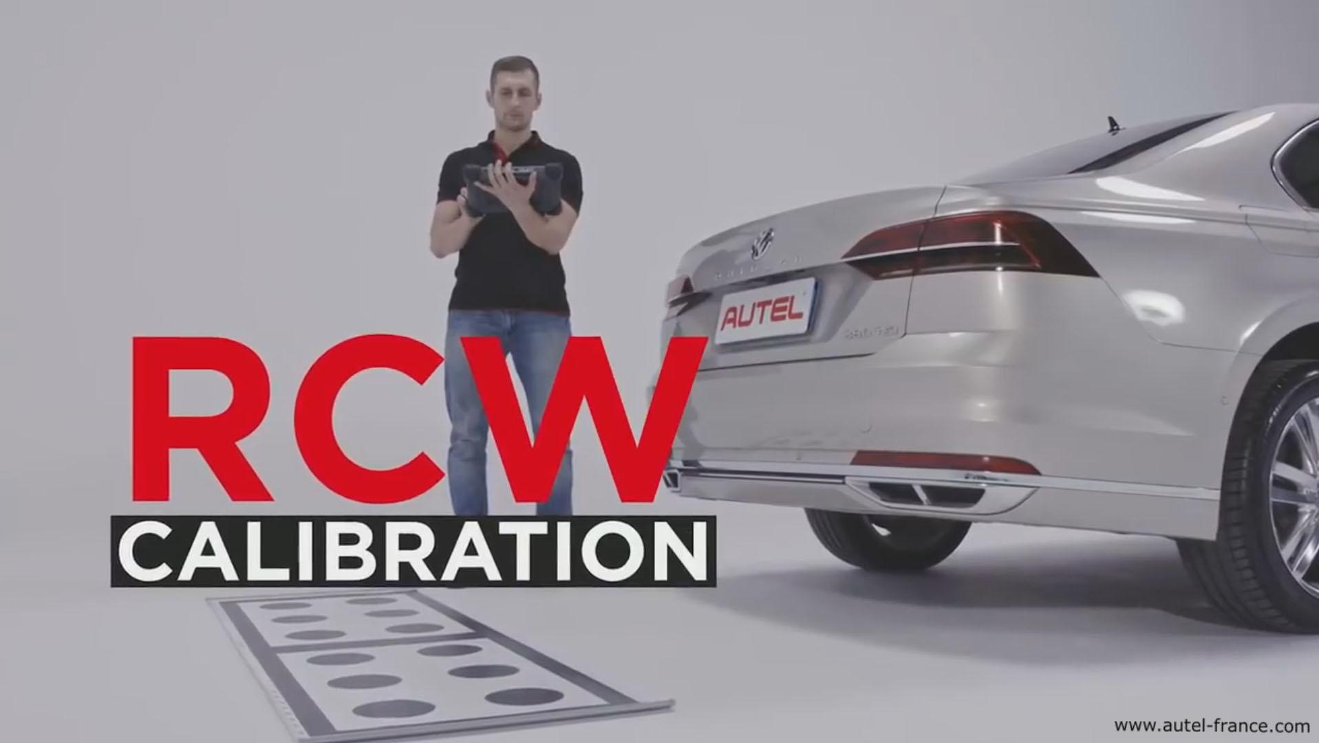 Calibration RCW ADAS