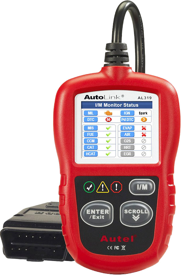 AL319 diagnostic OBD II france