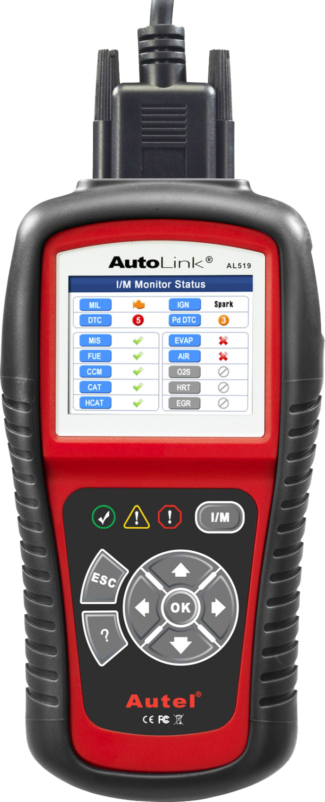 AL519 diagnostic AUTEL officiel FRANCE