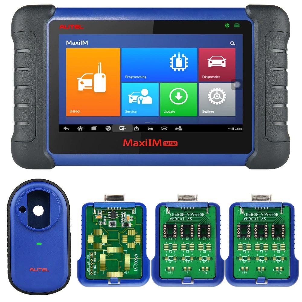 IM508 valise de diagnostic & programmateur de clés universel