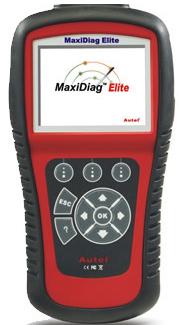 MD802 diagnostic tous systèmes AUTEL