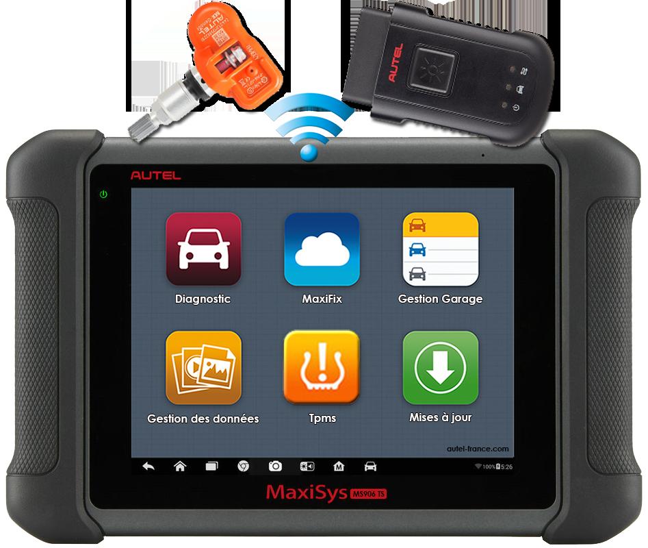 MaxiSys MS906 TS