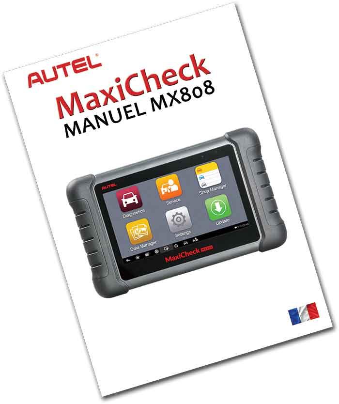 Manuel MX808/MK808 en Français