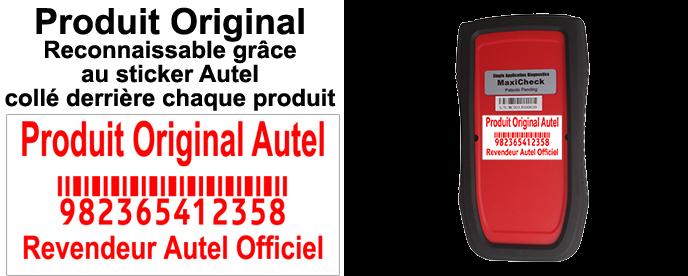 sticker autel france produits originaux