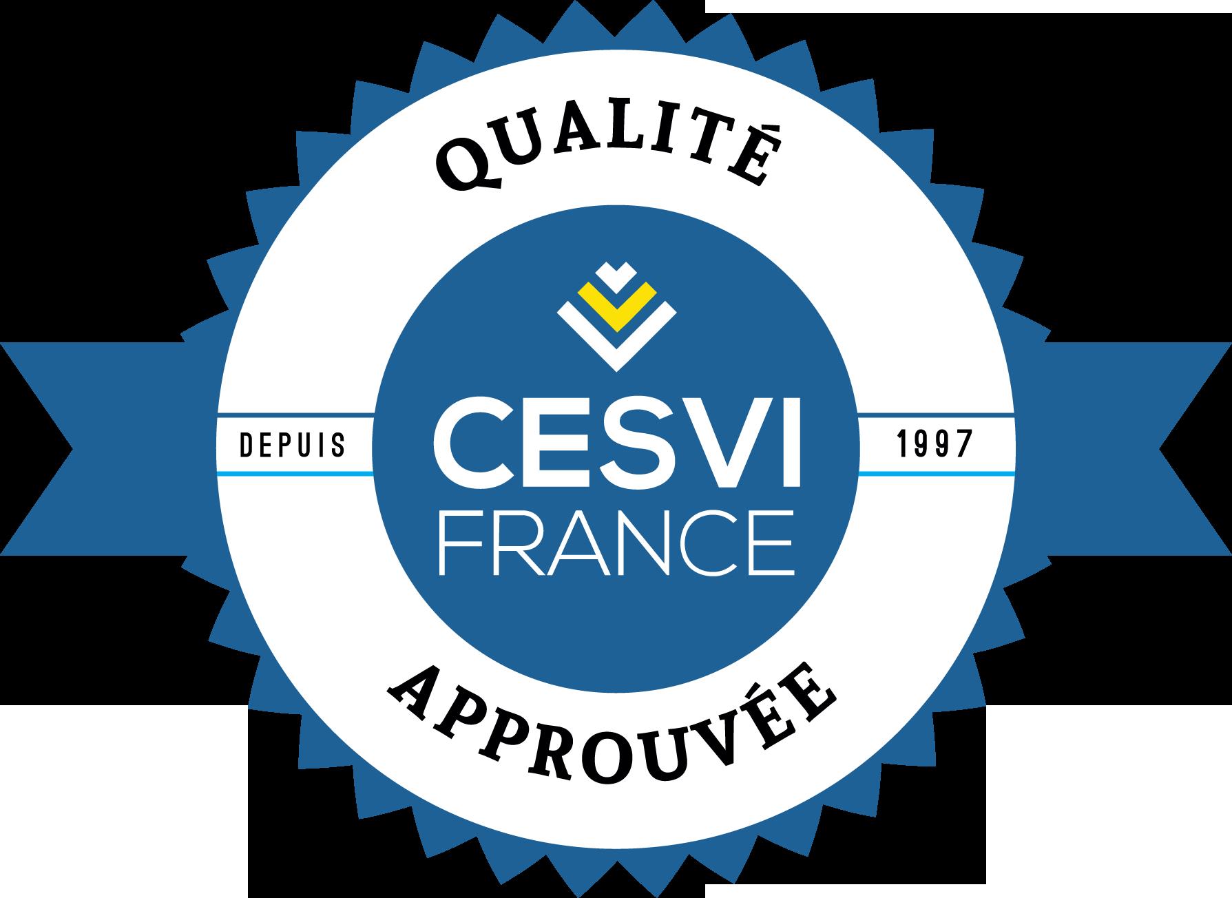 Certifié CESVI