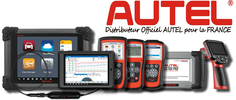 AUTEL FRANCE diagnostic MaxiSys | MaxiDAS | AutoLink