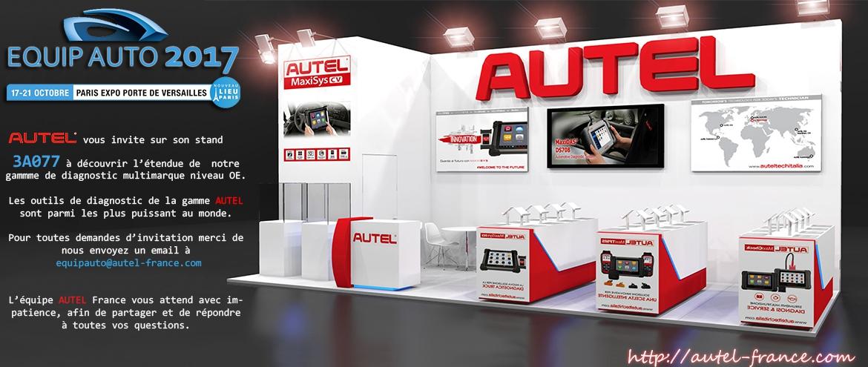 AUTEL Equip Auto 2017